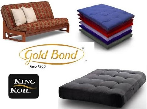 Gold Bond Futons