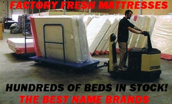 Factory Fresh Mattresses