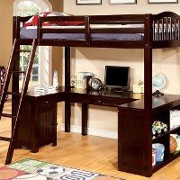 Dutton Desk Bunk Bed