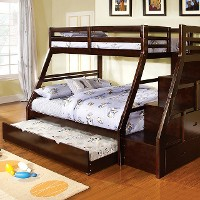 Ellington Bunk Bed with Stairs