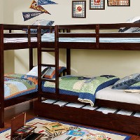 Marquette Quadruple Bunk Bed