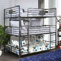 Olga Triple Bunk Bed