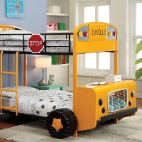 School Bus Bunk Bed